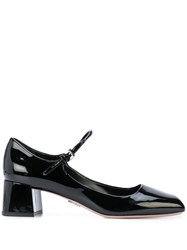 Prada Square Toe Pumps 60
