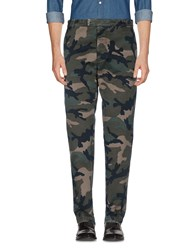 Valentino Casual Pants Military Green