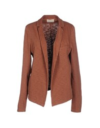 American Vintage Suits And Jackets Blazers Women Brown