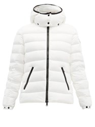Moncler Bady Quilted Down Jacket White