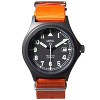 Mwc G10 Stealth Military Watch High Visibility Nato Strap