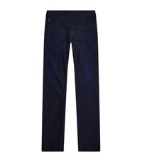 Armani Jeans Extra Slim Solid Male Blue