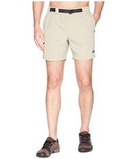 The North Face Class V Belted Guide Trunk Crockery Beige Shorts