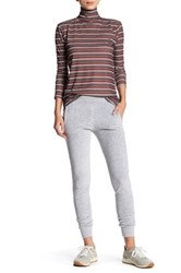 Candc California Lopez Cuffed Slouchy Jogger Gray