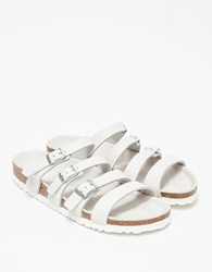 Birkenstock Delmas White Leather