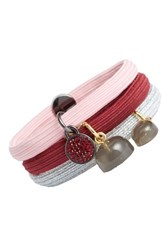 Marc By Marc Jacobs Ted Baker London 'Pave Disc Cluster' Ponytail Holders Set Of 3