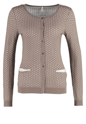 Soyaconcept Ceren Cardigan Feather Grey Taupe