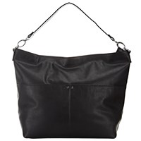 Kin By John Lewis Sophie Lexus Hobo Bag Black