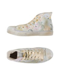 Beverly Hills Polo Club Footwear High Tops And Trainers Women Light Grey