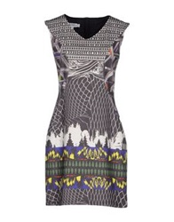 Leitmotiv Short Dresses Grey
