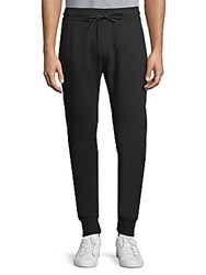 Eleven Paris Cotton Jogger Pants Black