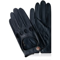 Pello London Driving Gloves Navy Blue