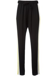 Blugirl Slim Fit Trousers Black