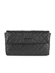 Marc By Marc Jacobs Sophistico Crosby Quilted Jemma Clutch Black Black