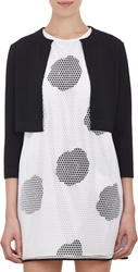 Lisa Perry Bolero Cardigan Black