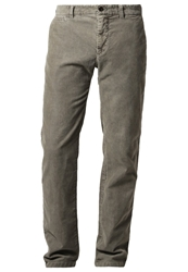 Marc O'polo Trousers Winter Sand Dark Brown