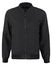 Minimum Quincy Bomber Jacket Black