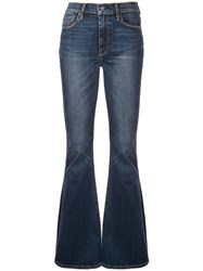 Hudson Holly Flared Jeans Blue