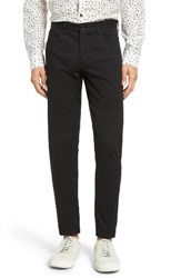 Vince Men's Soho Slim Fit Five Pocket Pants Black