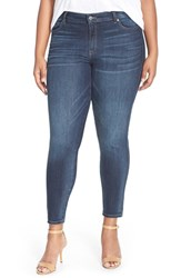 Plus Size Women's Cj By Cookie Johnson 'Wisdom' Stretch Ankle Skinny Jeans Brooks