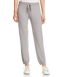 Three Dots Nora Drawstring Sweatpants Granite