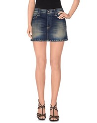 Htc Denim Denim Skirts Women