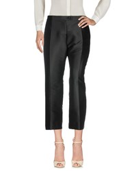 Io Couture Casual Pants Black