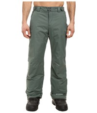 Columbia Bugaboo Ii Pant Pond Men's Outerwear Green