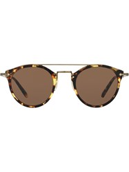 Oliver Peoples Remick Sunglasses Brown