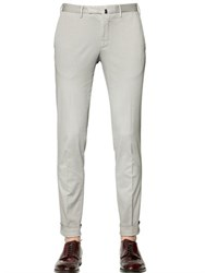 Incotex 18Cm Skinny 82 Stretch Cotton Pants