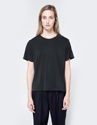 Which We Want Oversized Crewneck Tee Brunswick