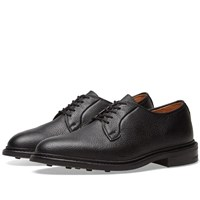 Tricker's Fenwick Derby Shoe Black