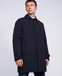 Aspesi Raincoat Vodka Le Navy Blue