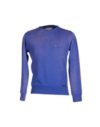 40Weft Topwear Sweatshirts Men Purple