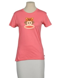 Paul Frank Short Sleeve T Shirts Dark Blue