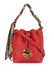 Love Moschino Drawstring Tote Bag With Scarf 60