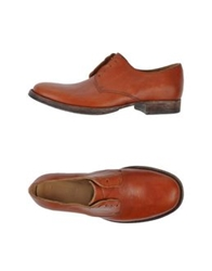 01000010 By Boccaccini Moccasins Brick Red