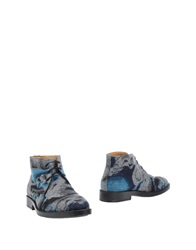 Kenzo Ankle Boots Grey