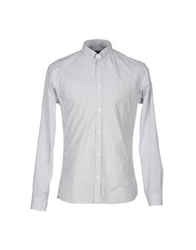Billtornade Shirts Light Grey