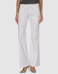 Fornarina Denim Pants White