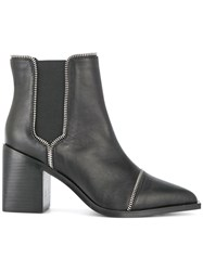 Senso Danger I Ankle Boots Black