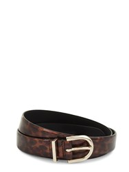 Hobbs Hannah Belt Green Brownshell Green Brownshell