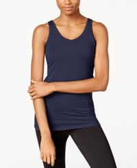 Soybu Lola Convertible Neck Tank Top Admiral