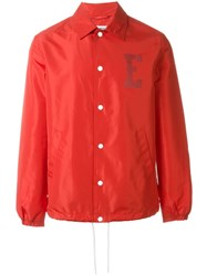 Edwin 'Coach' Jacket Red