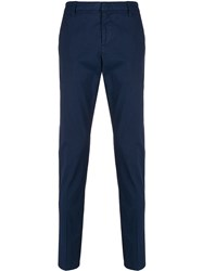 Dondup Slim Fit Tailored Trousers 60