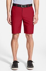 Men's Big And Tall Bobby Jones 'Xh20' Four Way Stretch Golf Shorts Cambridge Red