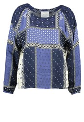 Part Two Galato Blouse Dark Blue