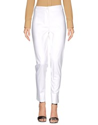 Who S Who Casual Pants White