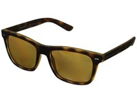 Dolce And Gabbana Dg6095 Yellow Havana Rubber Brown Gradient Pol