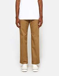Vans Authentic Stretch Chino In Dirt
